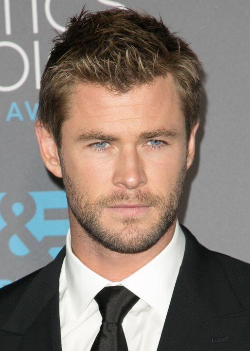 Chris Hemsworth sieht aus wie sein Bruder - Bildquelle: Wenn