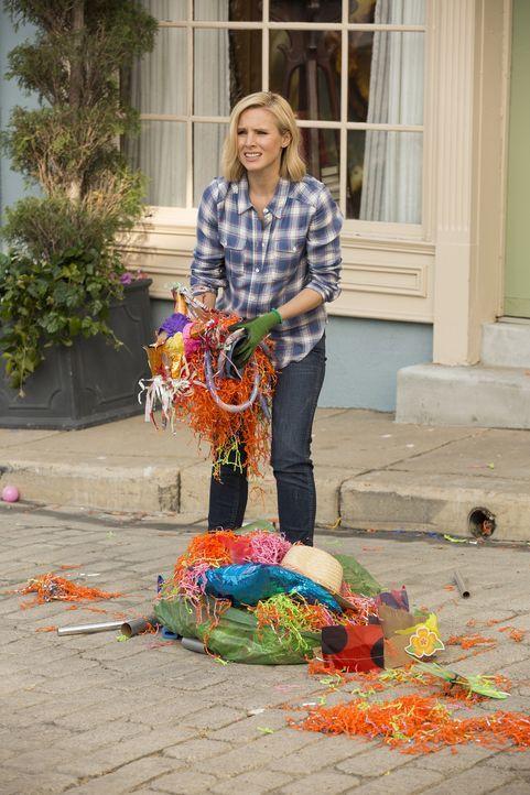 """Schafft es sogar im """"Good Place"""", der absoluten perfekten Welt, Chaos anzurichten: Eleanor (Kristen Bell), die lernen will, ein guter Mensch zu werd... - Bildquelle: Justin Lubin 2016 Universal Television LLC. ALL RIGHTS RESERVED."""