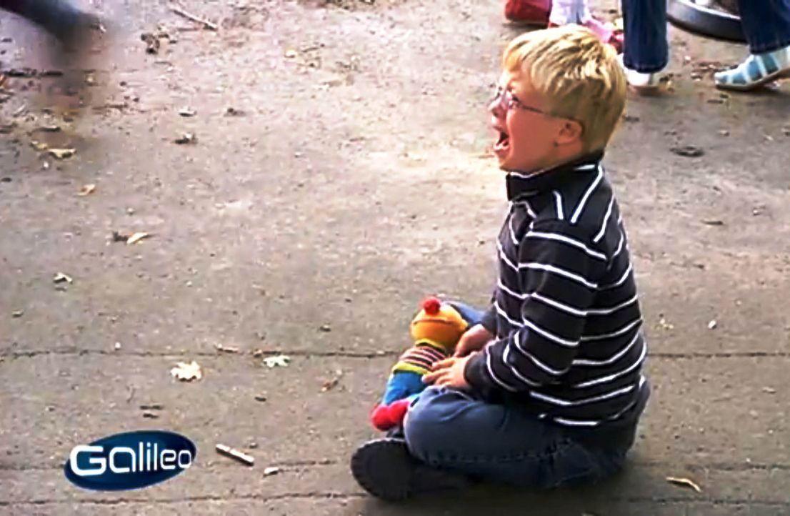 """Vor drei Jahren war """"Galileo"""" dabei, als Mads Sösemann als erster Junge mit Down-Syndrom an der Waldorfschule in Flensburg seinen ersten Schultag an... - Bildquelle: ProSieben"""