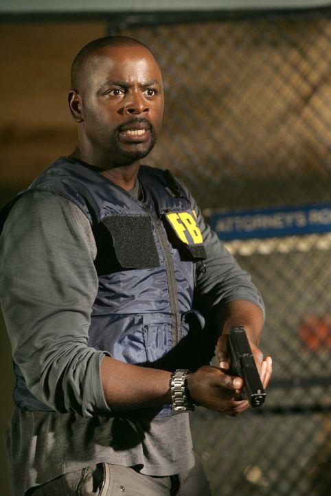 David (Alimi Ballard) unterstützt Don bei einem neuen Fall ... - Bildquelle: Paramount Network Television