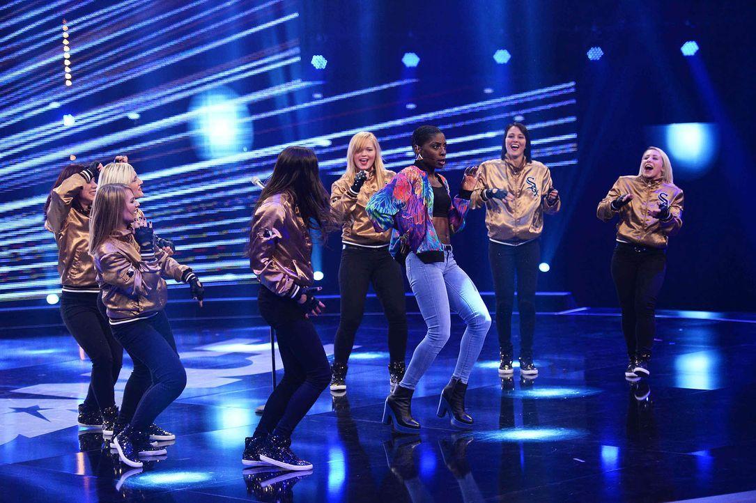 Got-To-Dance-Bronx-Sistas-11-SAT1-ProSieben-Willi-Weber - Bildquelle: SAT.1/ProSieben/Willi Weber