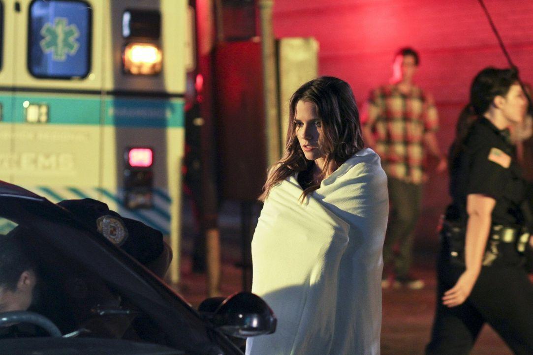 Dank Tara konnte Brooke (Sophia Bush, Bild) dem grausamen Xavier im letzten Augenblick entkommen. Wird auch Nathan lebend nach Tree Hill zurückkehre... - Bildquelle: Warner Bros. Pictures
