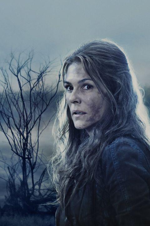 (3. Staffel) - Ihren Idealen und ihrem Kämpf für Frieden werden immer wieder Steine in den Weg gelegt: Abigail (Paige Turco) ... - Bildquelle: 2014 Warner Brothers