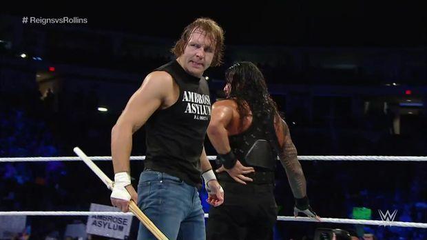 SmackDown 03. Juli