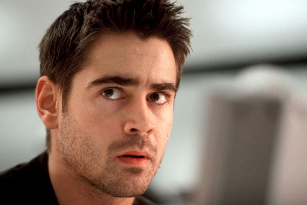 Muss schon bald erleben, dass nichts so ist, wie es scheint: James (Colin Farrell) ... - Bildquelle: SPYGLASS ENTERTAINMENT GROUP.LP.ALL RIGHTS RESERVED