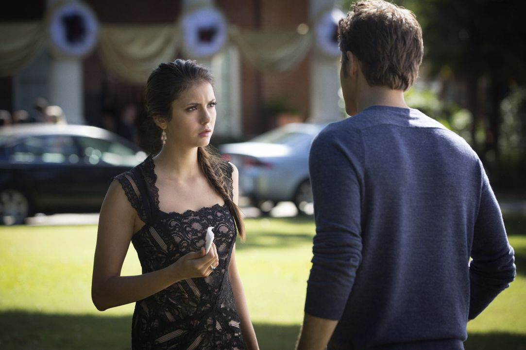 Elena und Stefan - Bildquelle: Warner Bros. Entertainment Inc.