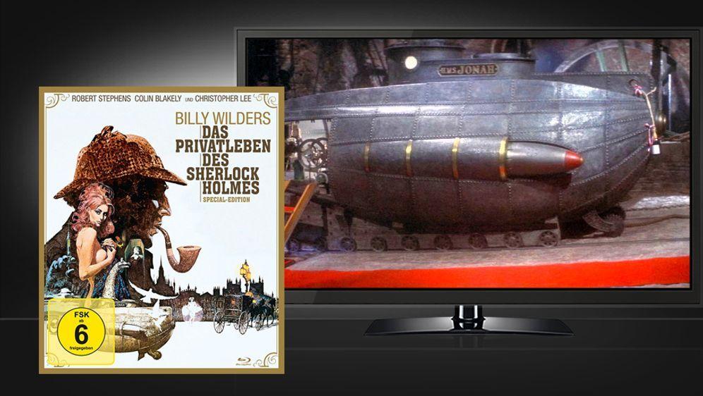 Das Privatleben des Sherlock Holmes (Special Edition Blu-ray) - Bildquelle: Koch Media