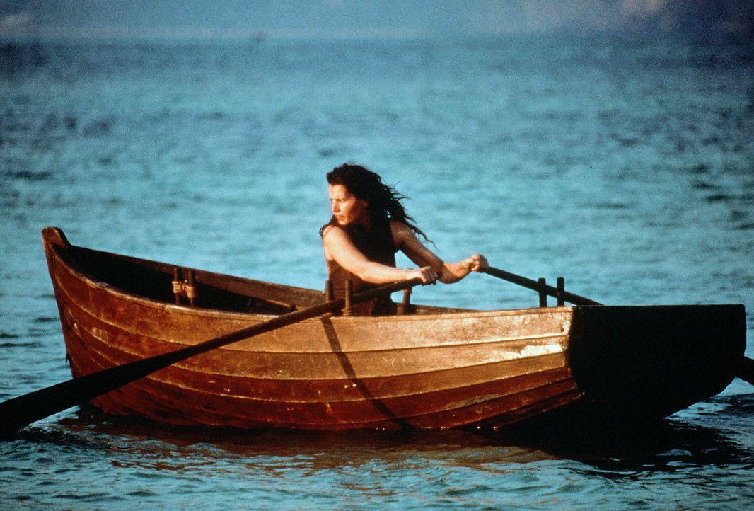 Die schöne Morgan (Geena Davis) ist ein echter Pirat und ein Raubein: Allein legt sie sich mit ihrem Onkel, dem hinterhältigen Piraten-Kapitän Da... - Bildquelle: VCL Communications