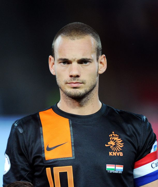Wesley-Sneijder-12-09-11-AFP - Bildquelle: AFP