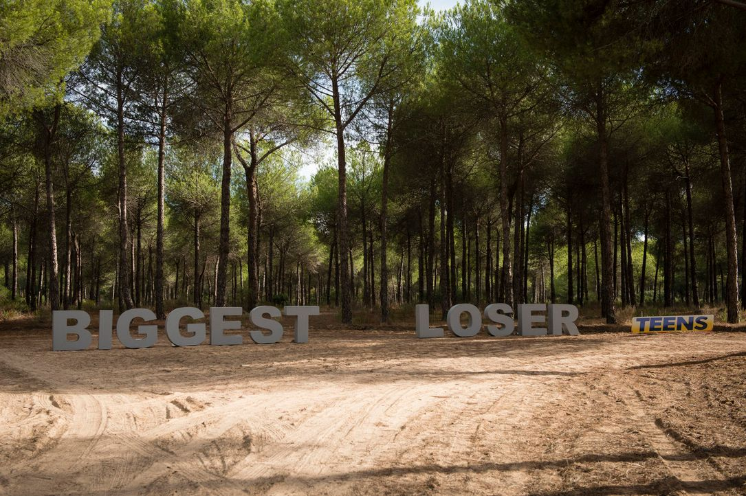 """Wer wird """"The Biggest Loser - Teens""""? Zum großen Finale kehren alle Kandidaten noch einmal ins spanische Abnehmcamp zurück. Jetzt wird sich zeigen:... - Bildquelle: Martin Rottenkolber SAT.1"""