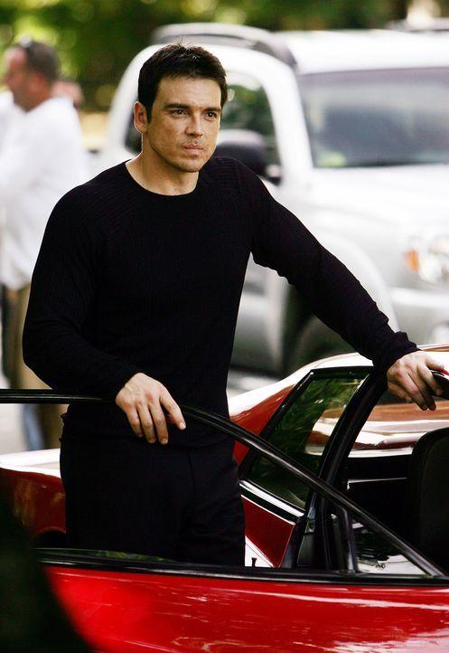 Hat stets sein Ziel im Auge: Chris Troiano (Jason Gedrick) ... - Bildquelle: Sony 2007 CPT Holdings, Inc.  All Rights Reserved.