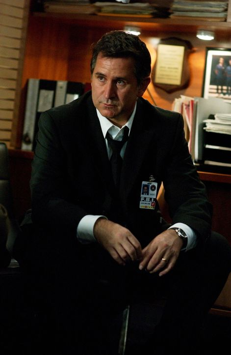 Obwohl Jack (Anthony LaPaglia) seine Vergangenheit am liebsten verdrängen würde, muss er sich erneut damit auseinandersetzen ... - Bildquelle: Warner Bros. Entertainment Inc.