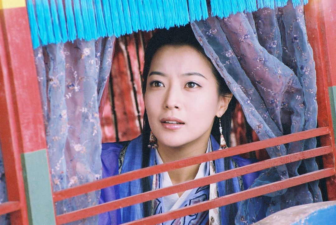Um eine Invasion Chinas in Korea zu verhindern, soll die junge, wunderschöne koreanische Prinzessin Ok-soo (Hee-seon Kim) die Konkubine des greisen... - Bildquelle: Splendid