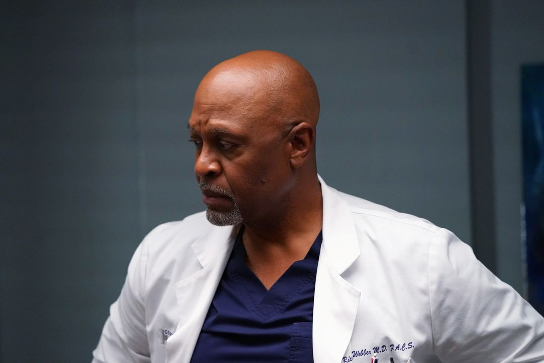 Webber (James Pickens Jr.) wird in einen kritischen Fall hineingezogen. Unterdessen macht sich Bailey Sorgen, als Harper Avery ins Grey Sloan Memori... - Bildquelle: Mitch Haaseth 2017 American Broadcasting Companies, Inc. All rights reserved.