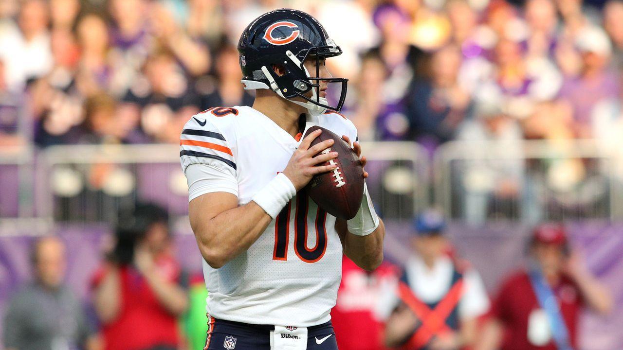 6. Mitch Trubisky (Chicago Bears) - Bildquelle: 2017 Getty Images