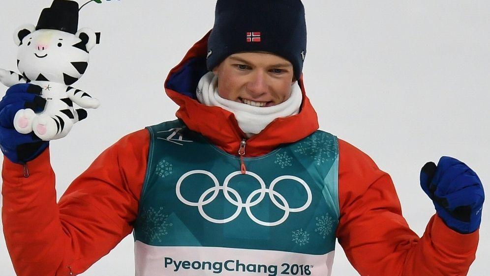 Olympiasieger Kläbo fordert Sprintstar Usain Bolt heraus - Bildquelle: AFPSIDFRANCK FIFE