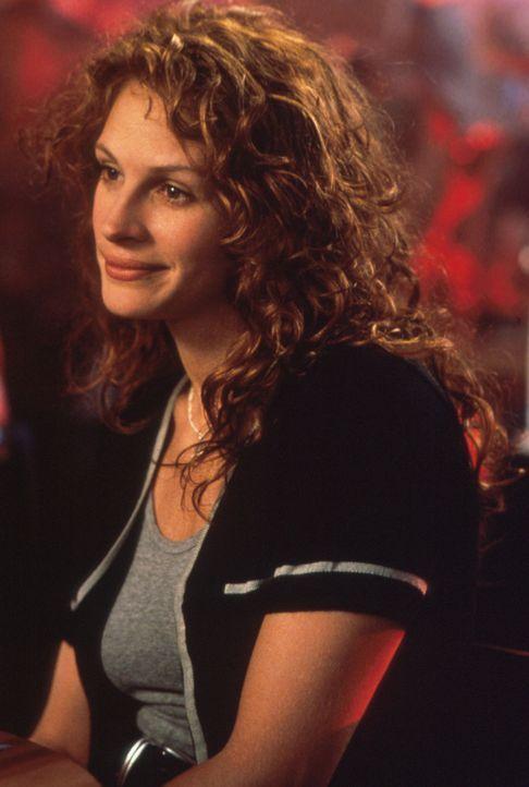 Hemmungslos zieht Julianne (Julia Roberts) alle Register, um die Hochzeit von Michael, ihrer verflossenen Liebe, zu verhindern ... - Bildquelle: Columbia TriStar