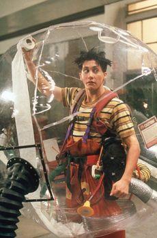 Bubble Boy - Weil er mit einem defekten Immunsystem geboren wurde, muss Jimmy...