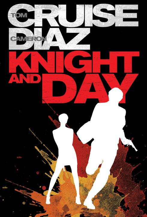 KNIGHT AND DAY - Artwork - Bildquelle: TM and   2010 Twentieth Century Fox and Regency Enterprises.  All rights reserved.  Not for sale or duplication.