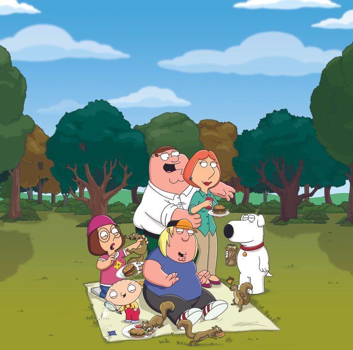 (10. Staffel) - Eine fast normale Familie: Die Griffins - Bildquelle: 2010 Twentieth Century Fox Film Corporation. All rights reserved.