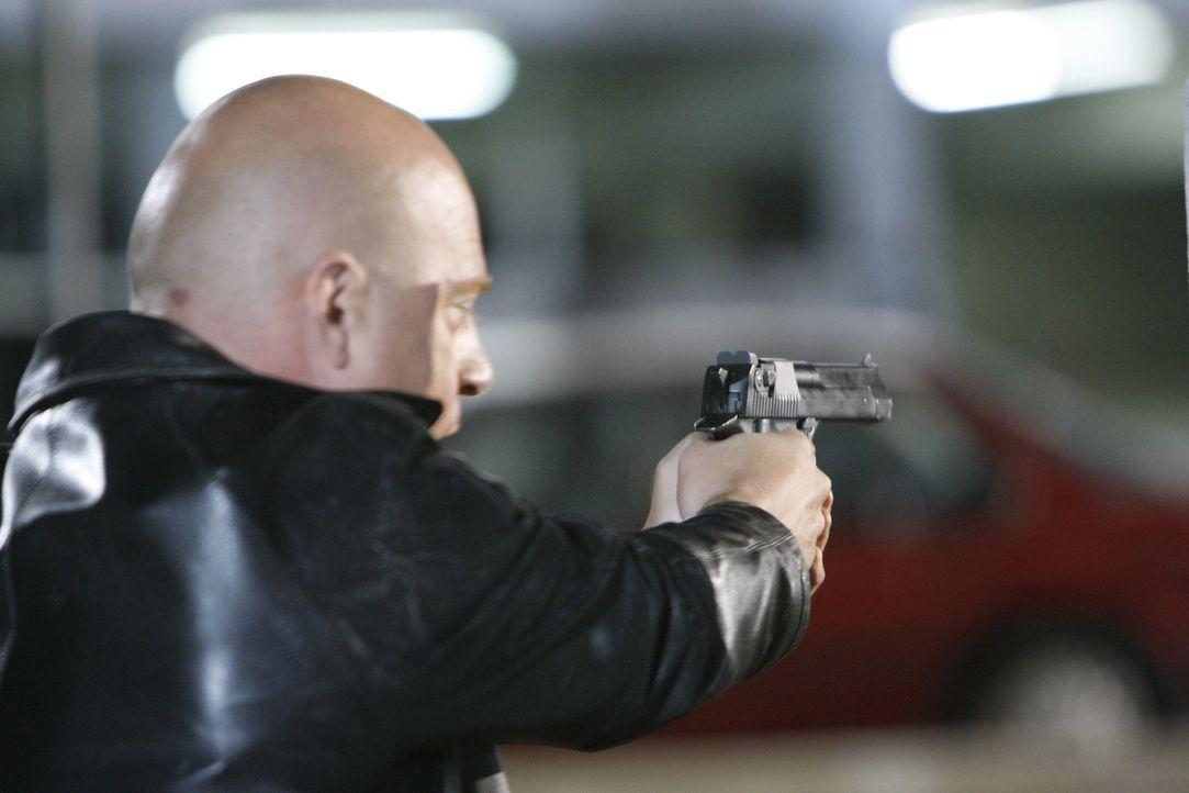 Mackey (Michael Chiklis) ist fest entschlossen seinen Racheplan zu vollenden ... - Bildquelle: 2007 Twentieth Century Fox Film Corporation. All Rights Reserved.