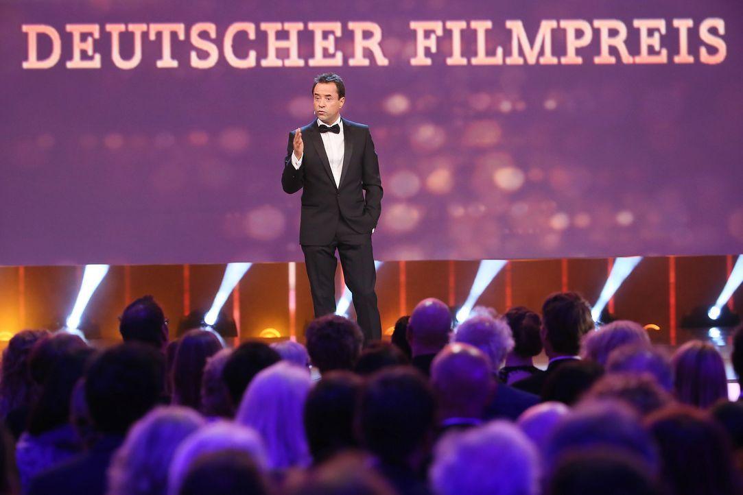 Deutscher-Filmpreis-Lola-Jan-Josef-Liefers-140509-dpa - Bildquelle: dpa