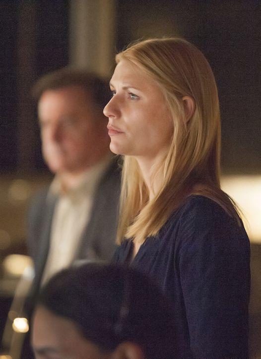 Wie weit wird Carrie (Claire Danes) gehen, um an den Haqqani zu gelangen? - Bildquelle: 2014 Twentieth Century Fox Film Corporation