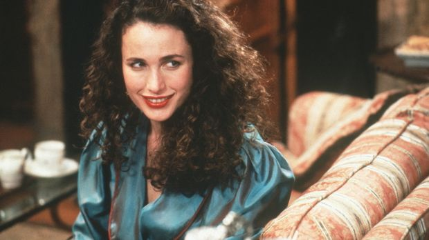 Bronté Parrish (Andie MacDowell) hat eine Traumwohnung in New York entdeckt u...