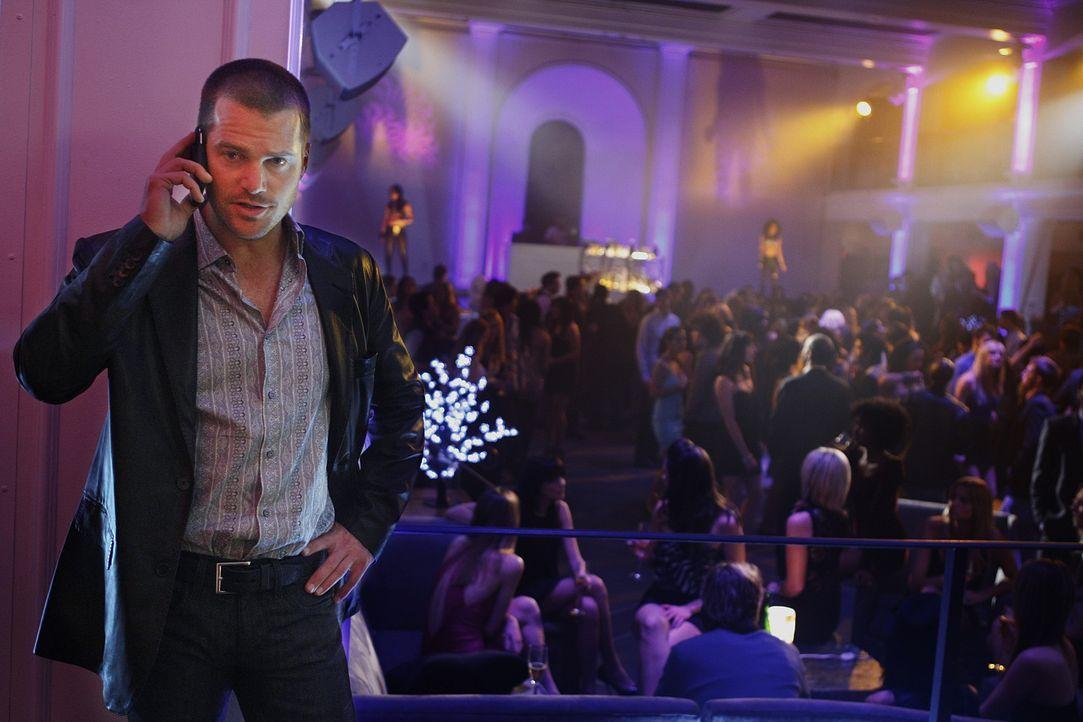 Ermittelt in einem neuen Fall: Special Agent G. Callen (Chris O'Donnell) ... - Bildquelle: CBS Studios Inc. All Rights Reserved.