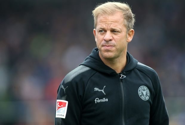 Markus Anfang möchte Saison mit Kiel würdevoll beenden