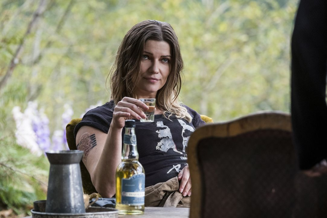 Diyoza (Ivana Milicevic) - Bildquelle: Katie Yu 2018 The CW Network, LLC. All rights reserved./Katie Yu