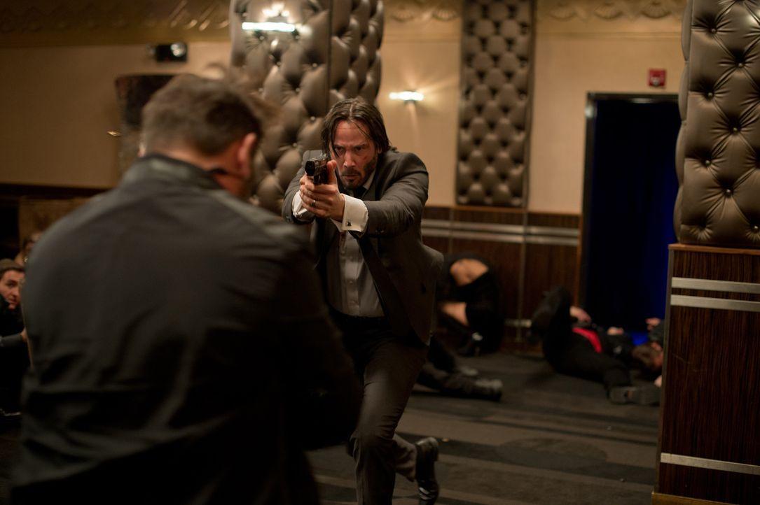 John Wick - Keanu Reeves - Bildquelle: Studiocanal