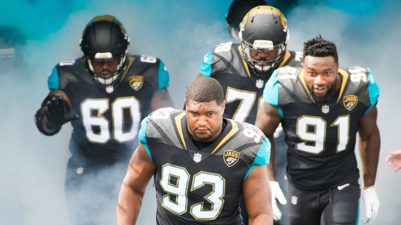 Jacksonville Jaguars (6 Spieler) - Bildquelle: imago/ZUMA Press