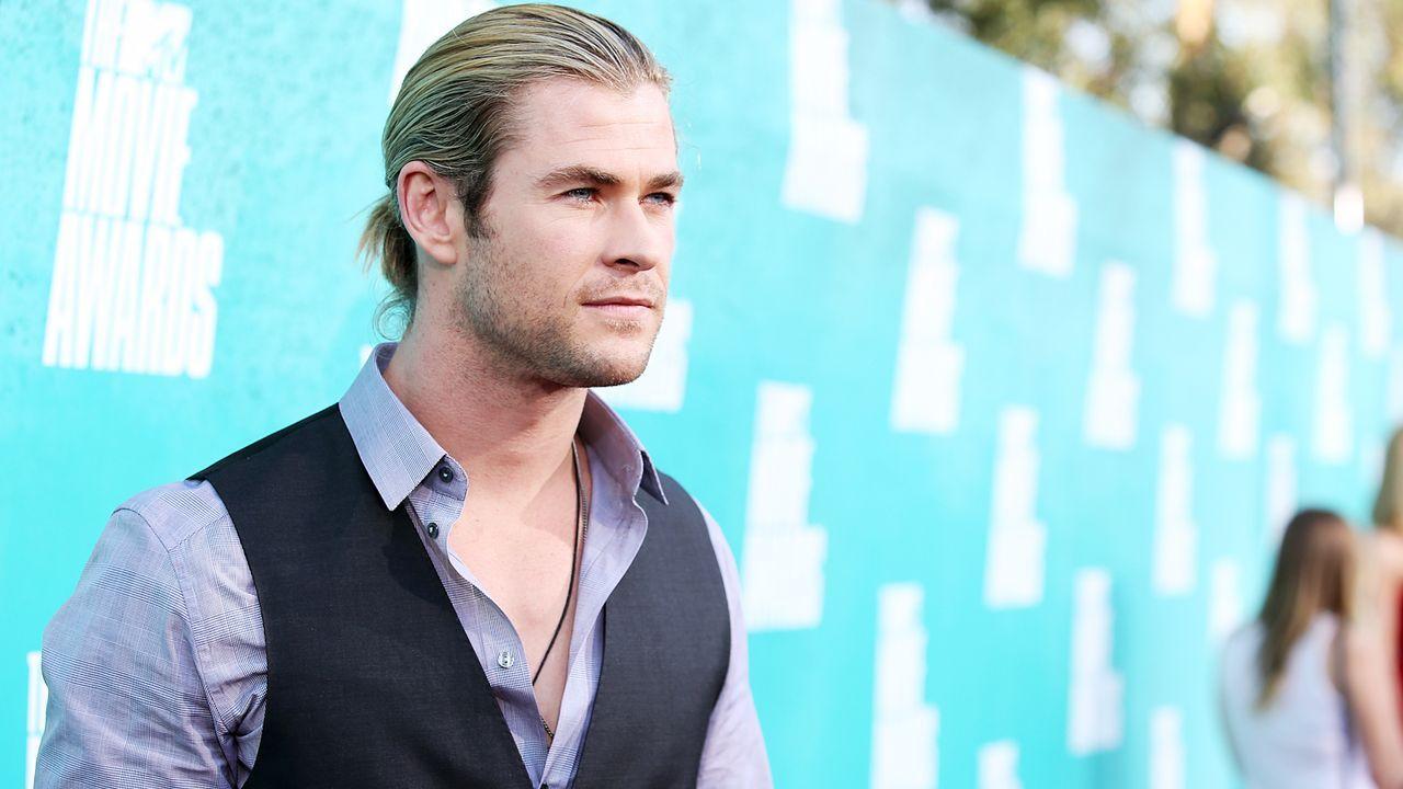 mtv-movie-awards-Chris-Hemsworth-12-06-03-getty-AFP - Bildquelle: getty-AFP