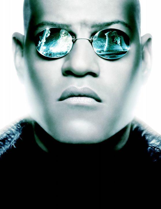 Matrix Reloaded mit Laurence Fishburne ... - Bildquelle: Warner Bros.