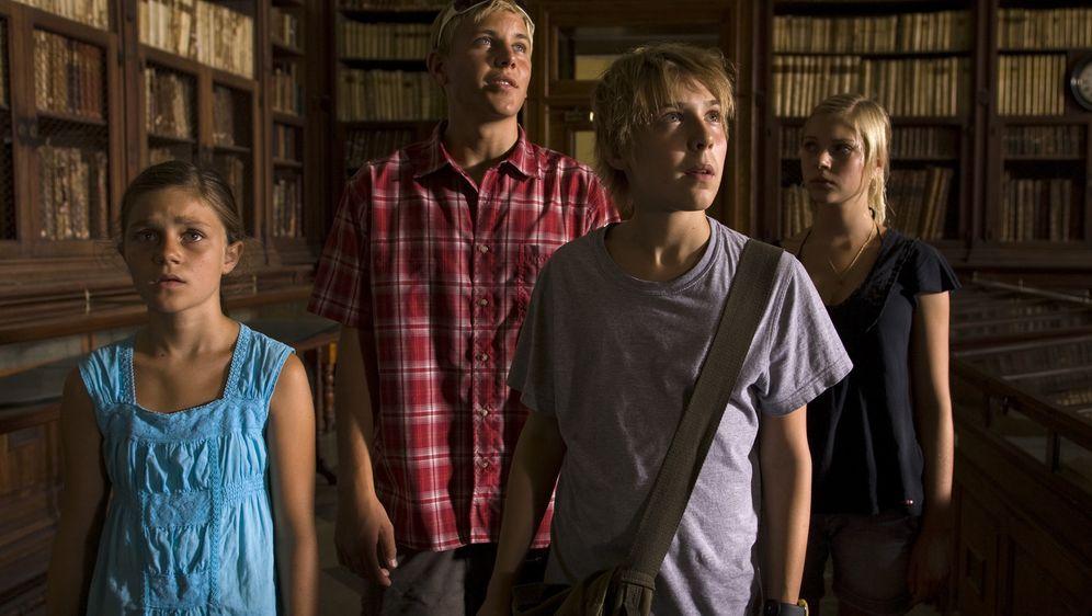 Der verlorene Schatz der Tempelritter 3: Das Geheimnis der Schlangenkrone - Bildquelle: Rolf Konow Nordisk Film International Sales