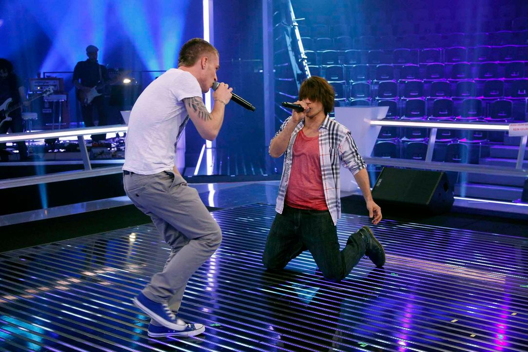battle-michel-vs-sascha-l-07-the-voice-of-germany-huebnerjpg 2160 x 1440 - Bildquelle: SAT.1/ProSieben/Richard Hübner