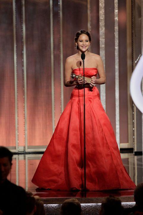 Jennifer Lawrence  - Bildquelle: +++(c) dpa - Bildfunk+++ Verwendung nur in Deutschland