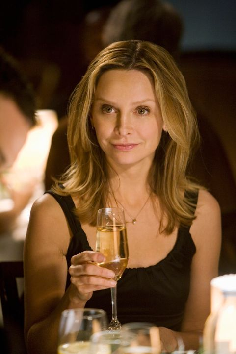 Freut sich auf einen schönen Abend: Kitty Walker (Calista Flockhart) - Bildquelle: 2008 ABC INC.