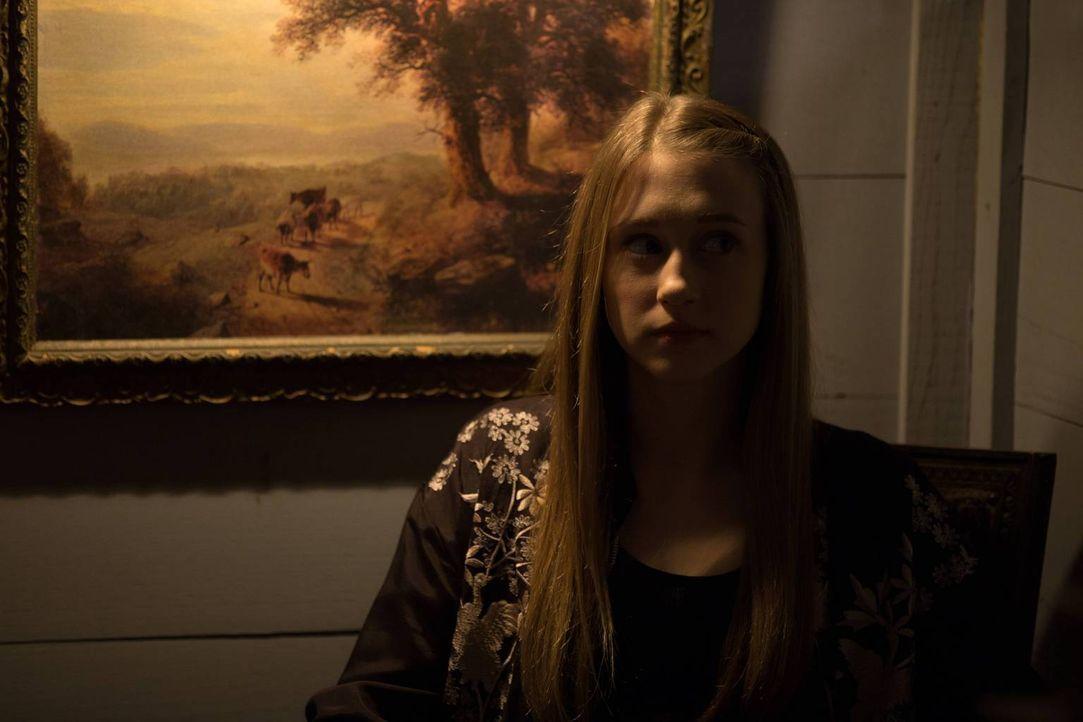 Während Zoe (Taissa Farmiga) versucht, zu Kyle durchzudringen, scheinen Madison und er durch ihre Erfahrungen eng verbunden zu sein ... - Bildquelle: 2013-2014 Fox and its related entities. All rights reserved.