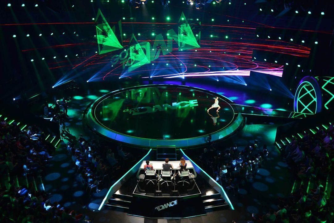 Got-To-Dance-Lea-Johanna-Krauss-15-SAT1-ProSieben-Willi-Weber - Bildquelle: SAT.1/ProSieben/Willi Weber