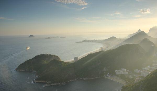 Traumstrand Copacabana - Bildquelle: kabel eins