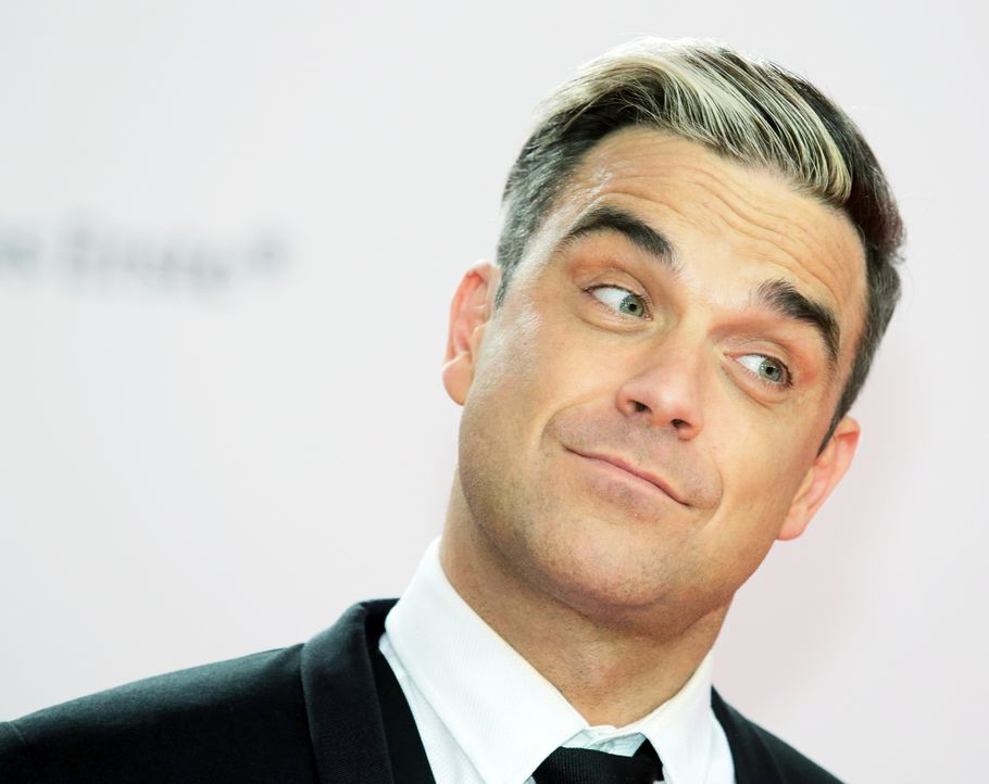 Bambi-Robbie-Williams3-13-11-14-dpa - Bildquelle: dpa