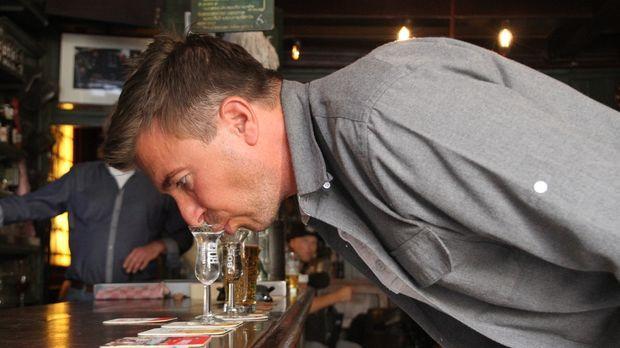 Wie trinkt man(n) in Holland? Bar-Profi Jack Maxwell trinkt einen