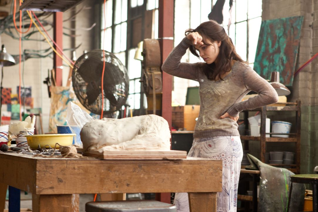 Paige (Rachel McAdams) kann sich, nachdem sie nach einem Unfall aus dem Koma erwacht ist, an kaum etwas aus ihrem alten Leben erinnern. Wird es ihr... - Bildquelle: Kerry Hayes 2010 Vow Productions, LLC. All rights reserved.