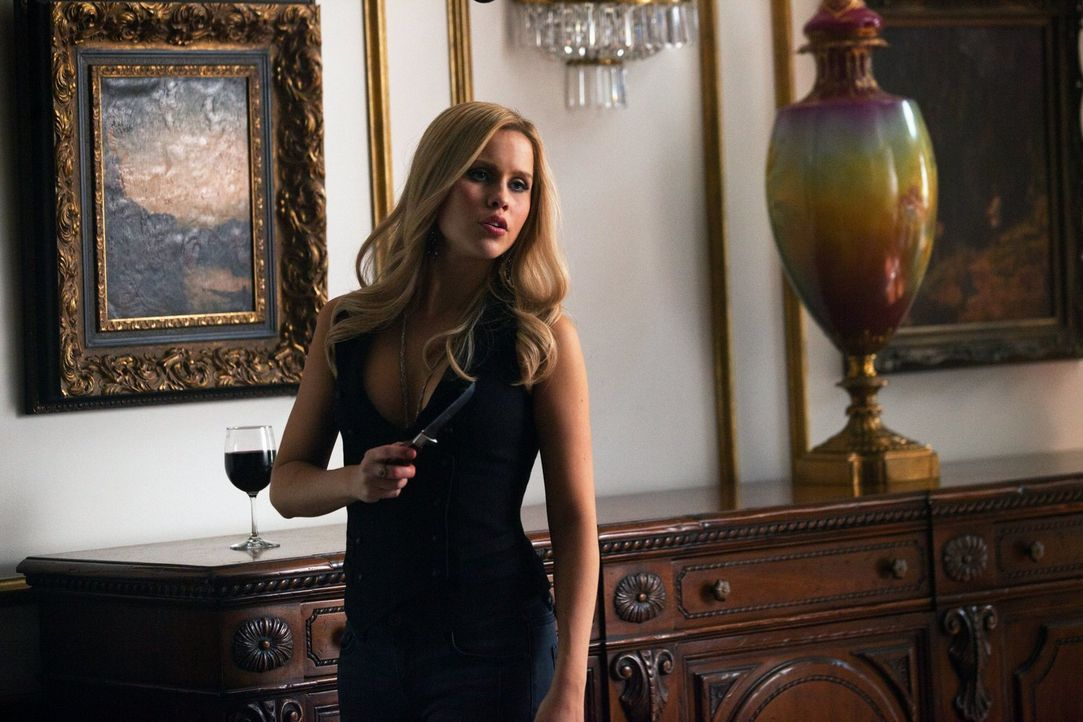 Nimmt Rache an Damon: Rebekah (Claire Holt) ... - Bildquelle: Warner Brothers Entertainment Inc.