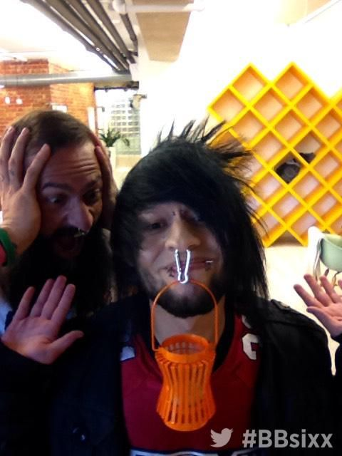 Tag 9: Tim mit Nasenring - Bildquelle: sixx