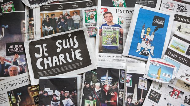 Charlie Hebdo - Je Suis Charlie