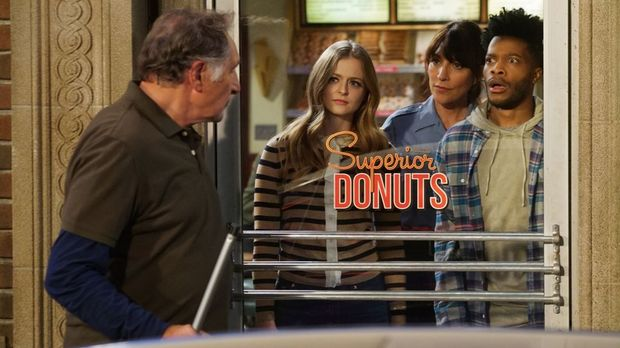 Superior Donuts - Superior Donuts - Staffel 1 Episode 6: Arthur's Freier Tag
