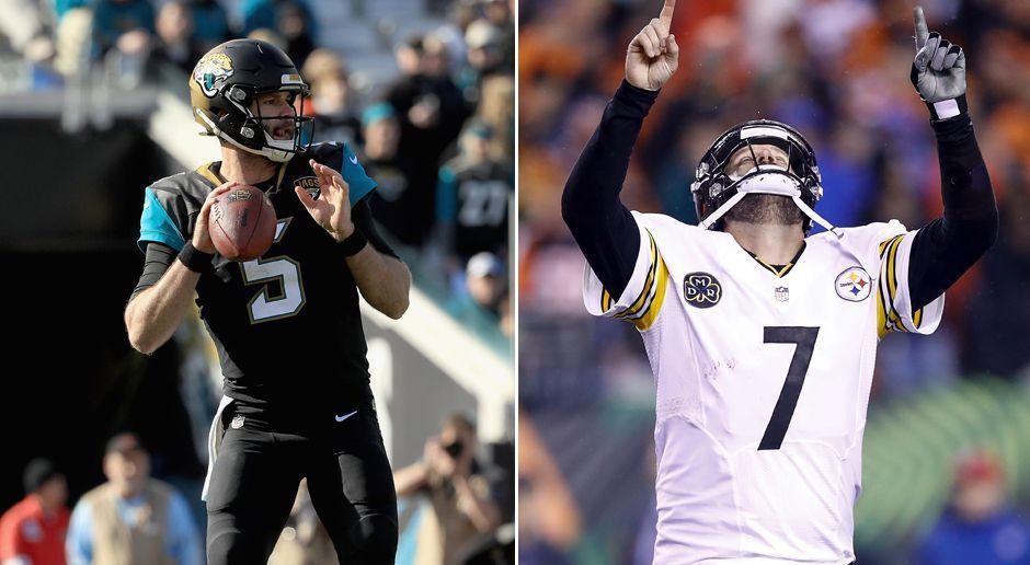 Jacksonville Jaguars at Pittsburgh Steelers - Bildquelle: Getty Images